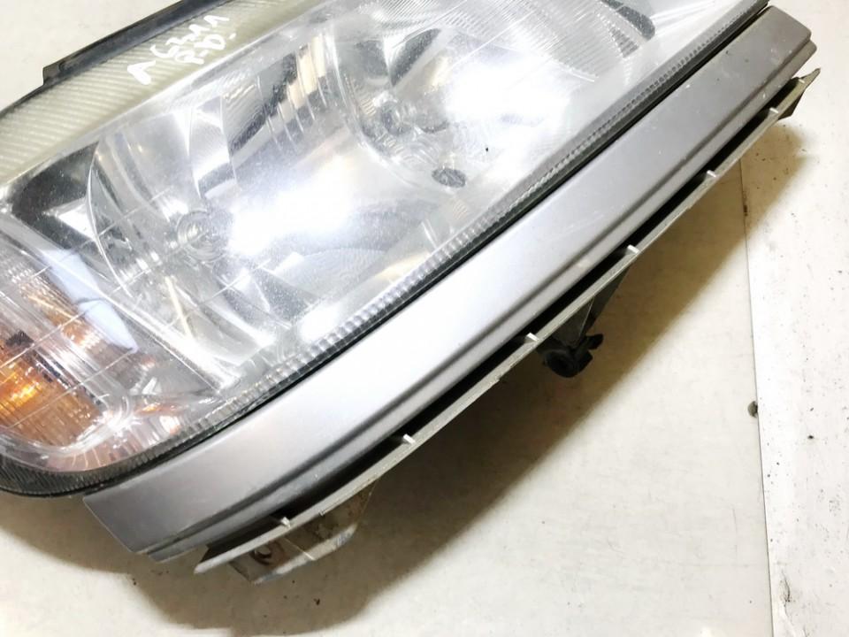 Juostele po zibintu P.D Opel Zafira 2003    2.2 used