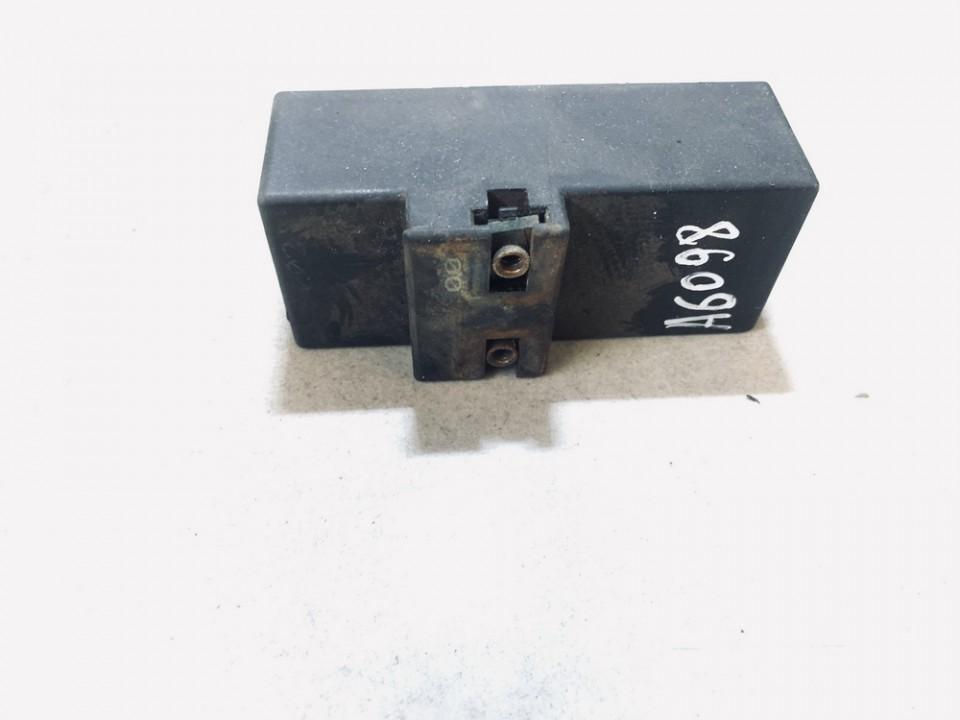 Ventiliatoriaus valdymo rele Skoda Fabia 2001    1.4 6y0857607b