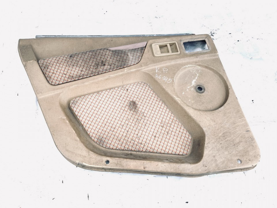 Duru apmusimas (apdaila-absifkes) P.K. used used Renault ESPACE 2002 2.2