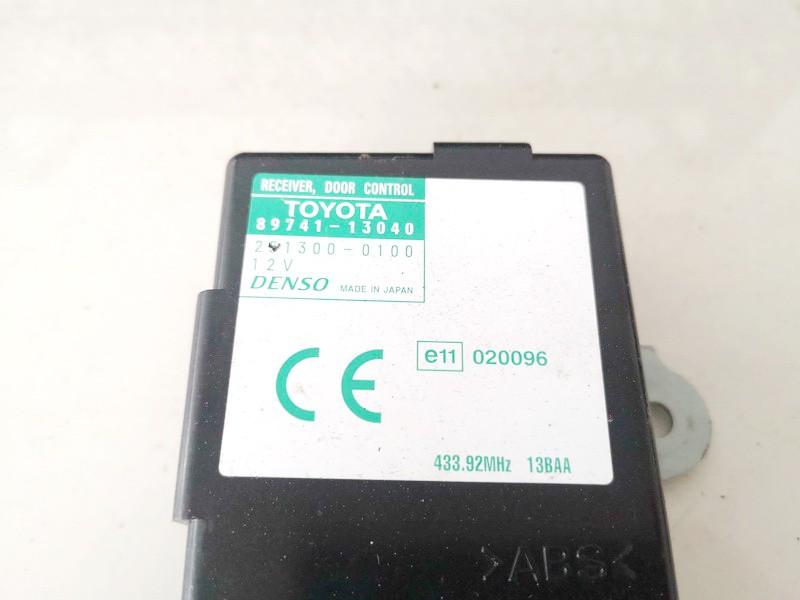Duru valdymo blokelis Toyota Corolla Verso 2003    2.0 8974113040