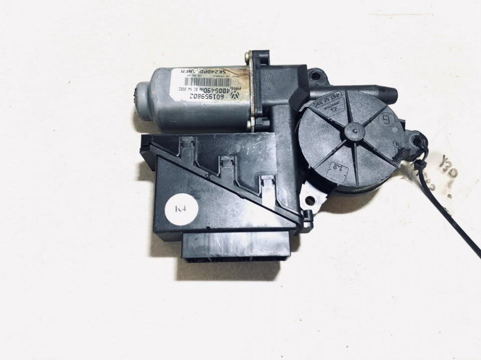 Duru lango pakelejo varikliukas P.D. Skoda Fabia 2001    1.9 6q1959802