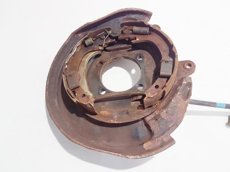 Brake Shoe Set, parking brake Toyota Corolla Verso 2003    2.0 used