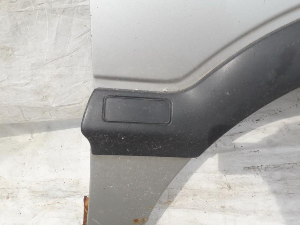 Sparno praplatinimas (arkos apdaila) P.D. Opel Zafira 2003    2.2 USED