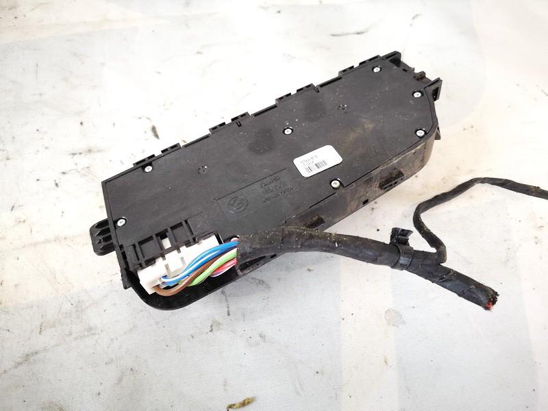 Sedynes kontroles mygtukas BMW 3-Series 2012    0.0 927661603