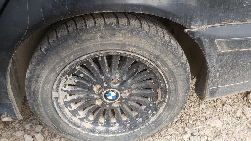 Lietu ratu komplektas R16 BMW 5-Series 1998    2.5 used