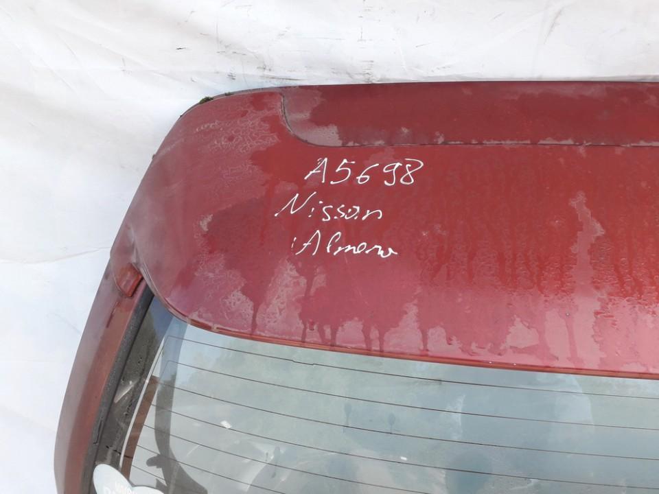 Galinio Dangcio spoileris G. (kapoto) Nissan Almera 1997    1.4 USED
