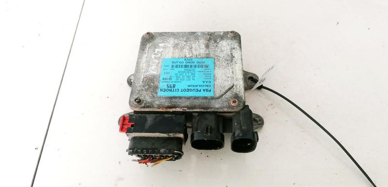 Power Steering ECU (steering control module) Citroen C3 2004    1.4 9653783580
