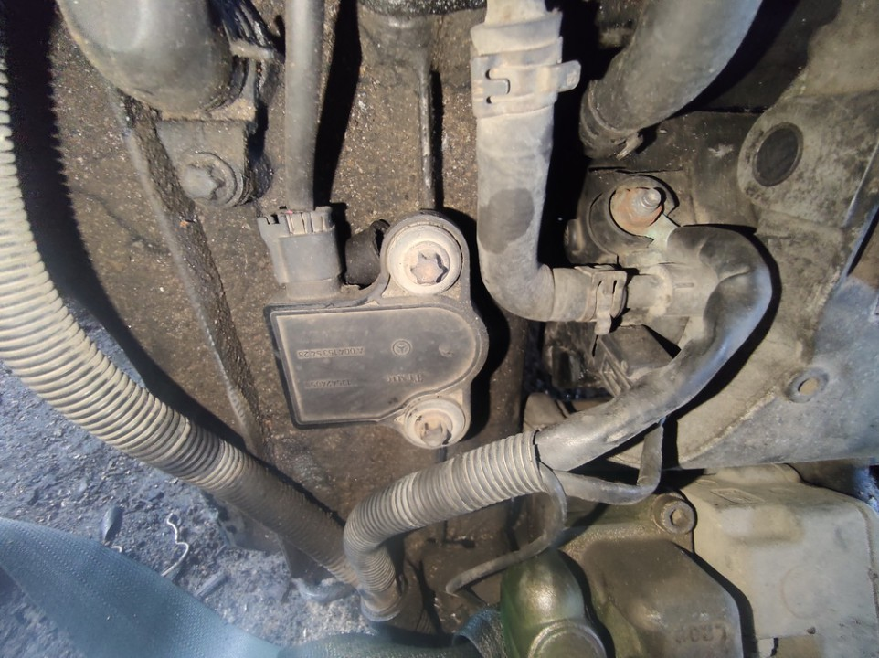 Tepalo daviklis Mercedes-Benz A-CLASS 2001    1.7 a0041535428