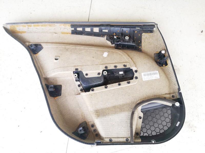 Duru apmusimas (apdaila-absifkes) G.D. Opel Astra 2006    1.3 13177104