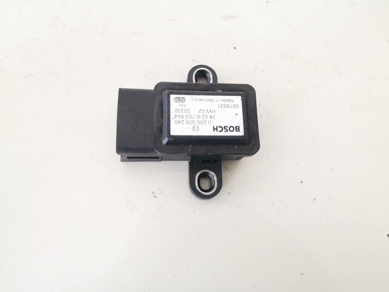 Esp Accelerator Sensor (ESP Control Unit) BMW 5-Series 1997    2.0 0265005248