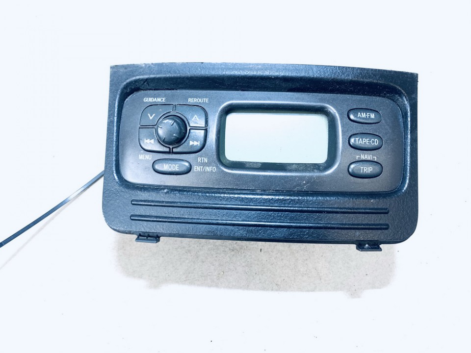 Autoradio Toyota Yaris Verso 2001    1.4 8611052030c0