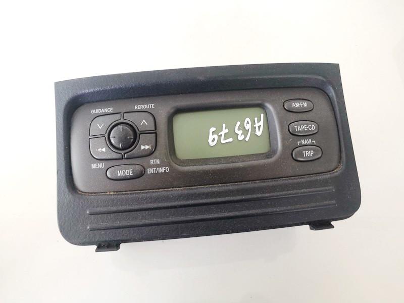 Autoradio Toyota Yaris Verso 2001    1.3 8611052030c0