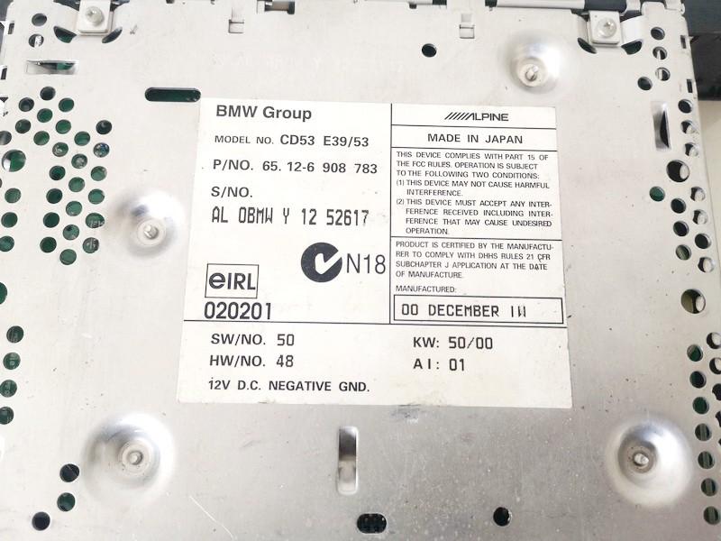 Autoradio BMW X5 2001    0.0 65126908783