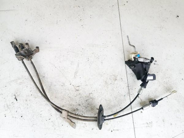 Begiu perjungimo kulisa mechanine Honda CR-V 2008    2.2 54000swwe021m1