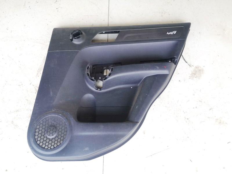 Duru apmusimas (apdaila-absifkes) G.D. Honda CR-V 2008    2.2 88700swwae010