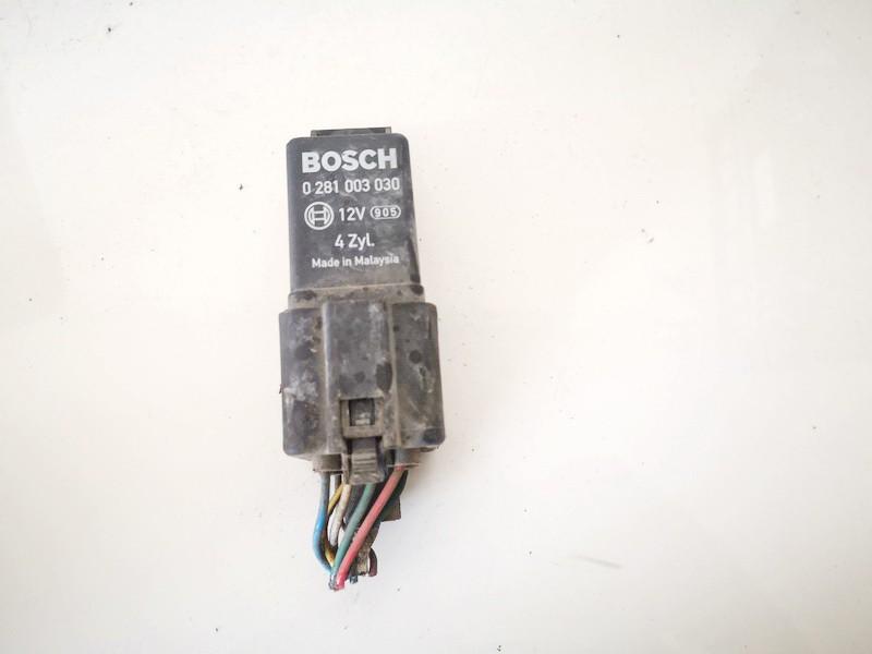 Glow plug relay Honda CR-V 2008    2.2 0281003030