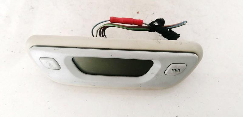 Dashboard Radio Display (Clock,Info Monitor,BORD COMPUTER) Ford Galaxy 1999    1.9 7M0919203B