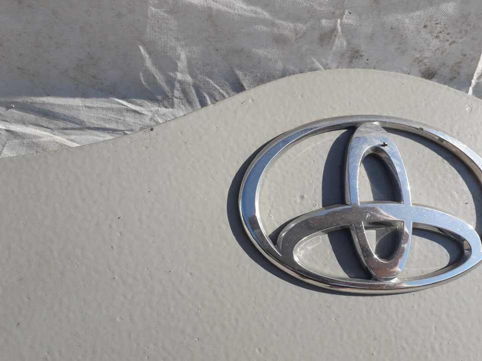 Priekinis zenkliukas (Emblema) Toyota Yaris Verso 2001    1.3 USED