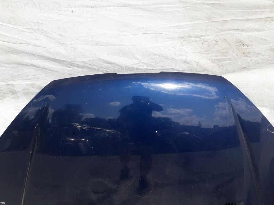 Kapotas (Variklio dangtis) Peugeot 206 2002    2.0 USED
