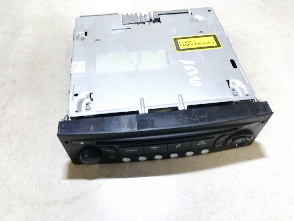 Automagnetola Citroen C4 2006    1.6 used