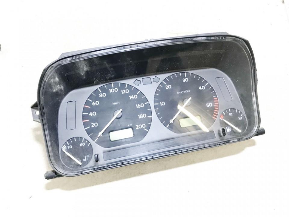 Spidometras - prietaisu skydelis Volkswagen Vento 1995    1.9 1h0919860