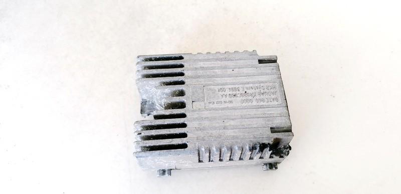 Ventiliatoriaus valdymo rele Jaguar S-Type 2001    3.0 XR838C609AA