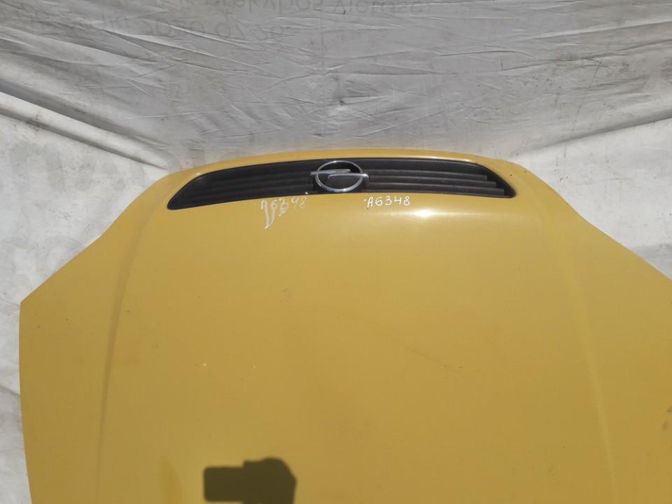 Kapotas (Variklio dangtis) Opel Astra 2001    1.7 USED