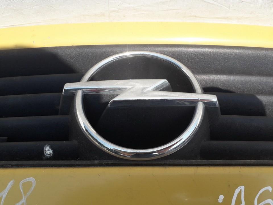 Priekinis zenkliukas (Emblema) Opel Astra 2001    1.7 USED