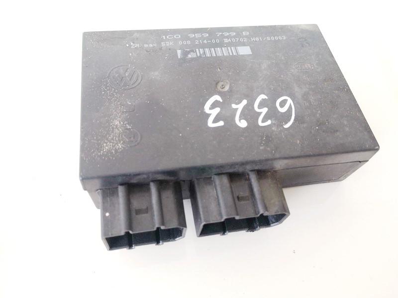 General Module Comfort Relay (Unit) Volkswagen Bora 2002    1.9 1c0959799b