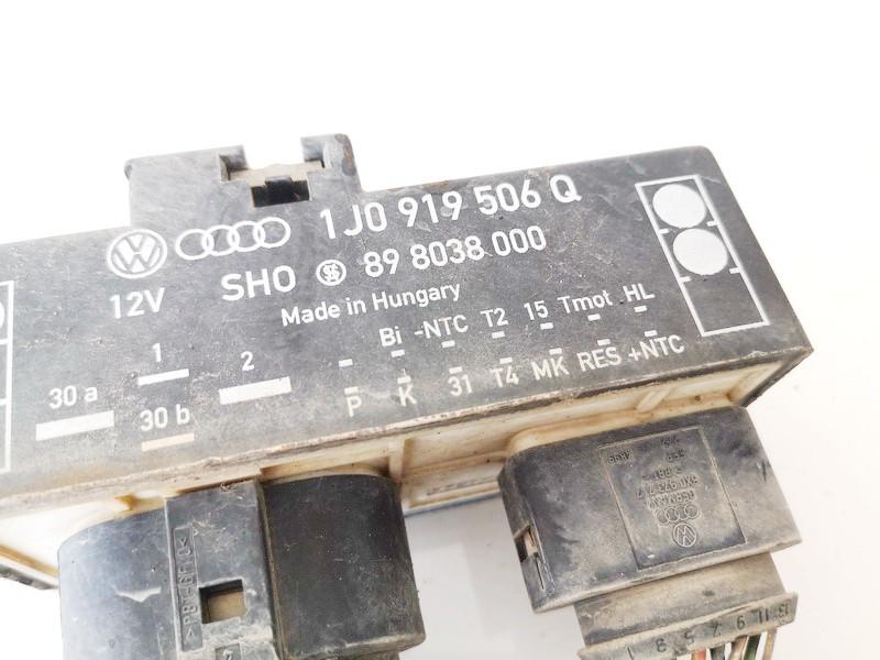 Ventiliatoriaus valdymo rele Volkswagen Bora 2002    1.9 1j0919506q