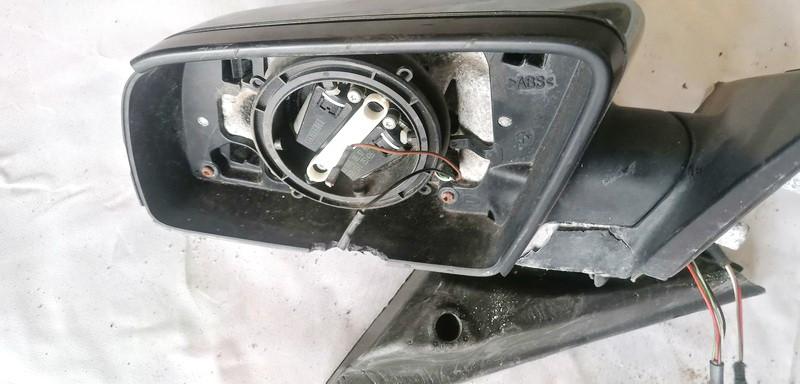 Duru veidrodelio dangtelis P.K. (priekinis kairys) BMW 5-Series 2003    2.2 E1010748