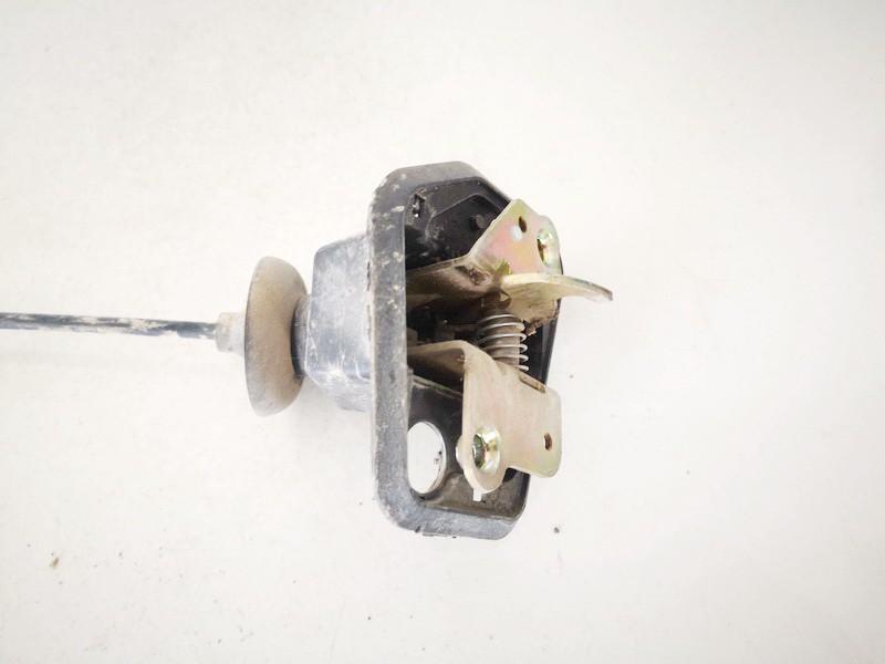 Kuro bako dangtelio varikliukas (uzrakto varikliukas) Peugeot Partner 2001    1.9 9635504880
