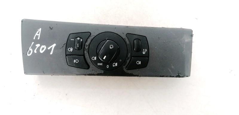 Headlight adjuster switch (Foglight Fog Light Control Switches) BMW 5-Series 2003    2.2 6925286