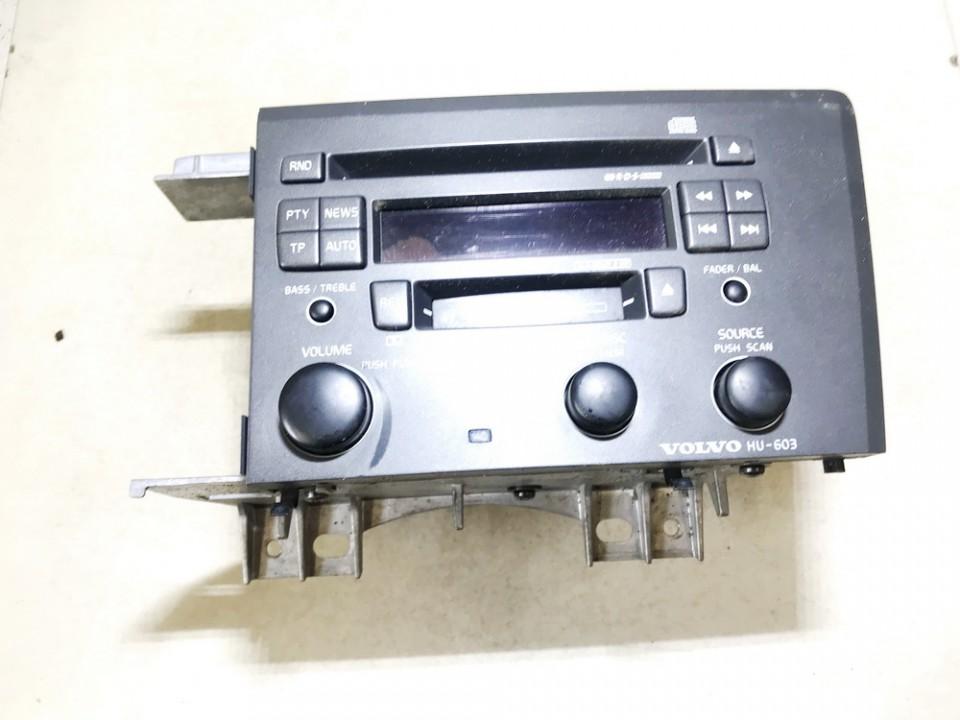 Automagnetola Volvo V70 2002    2.4 86511521