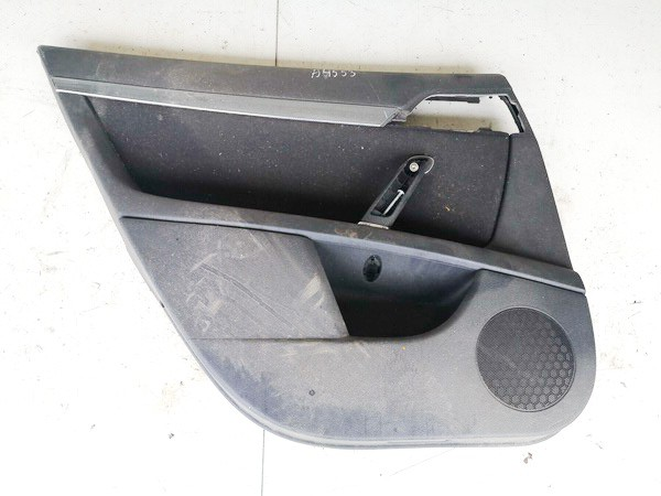 Duru apmusimas (apdaila-absifkes)  G.K. Peugeot 407 2004    2.2 9645551077