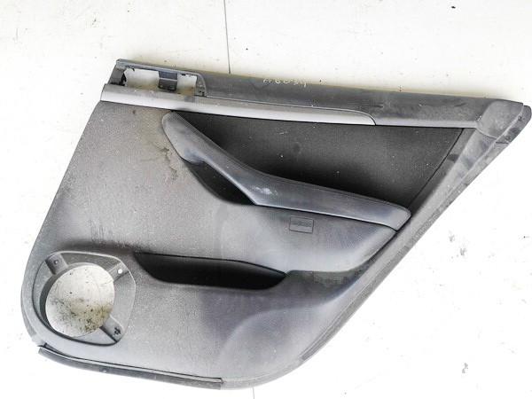 Duru apmusimas (apdaila-absifkes) G.D. Toyota Avensis 2006    2.0 30753000