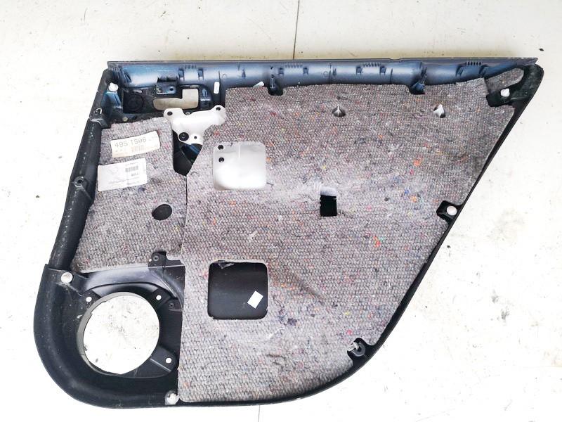 Duru apmusimas (apdaila-absifkes)  G.K. Toyota Avensis 2006    2.0 30754000