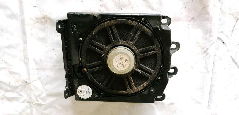 Loudspeaker (Subwoofer) BMW 5-Series 2003    2.2 65136929100
