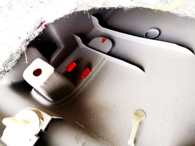Duru apsvietimas P.D. Chevrolet Venture 1999    3.4 used