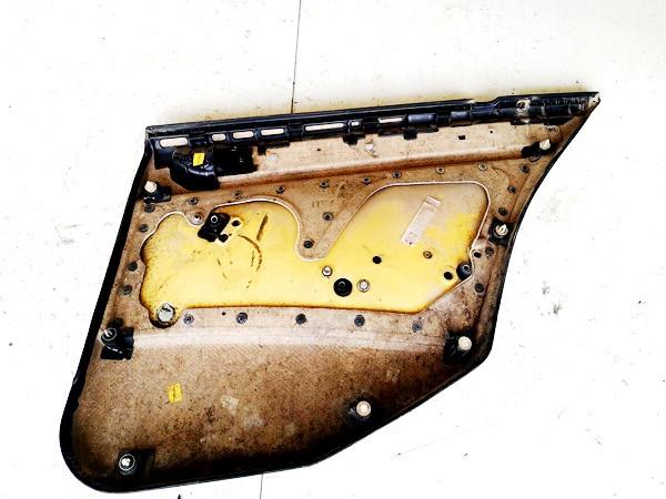 Duru apmusimas (apdaila-absifkes)  G.K. BMW 3-Series 1999    2.0 used