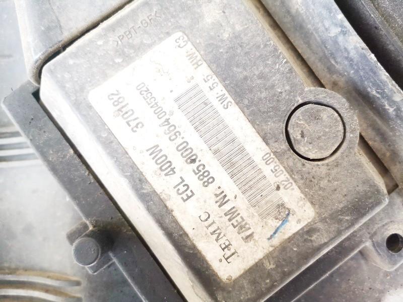 Ventiliatoriaus valdymo rele Mercedes-Benz C-CLASS 2000    2.2 885000964