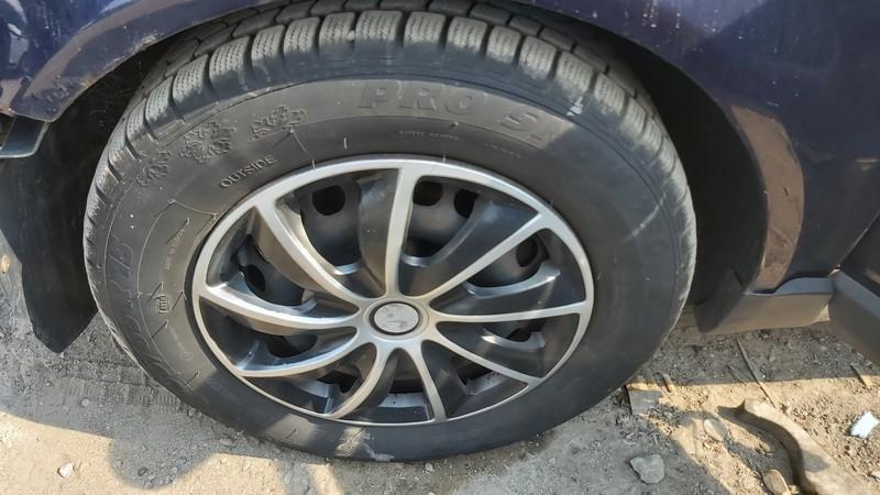 Skardiniu ratu komplektas R15 Volkswagen Passat 1997    1.8 used