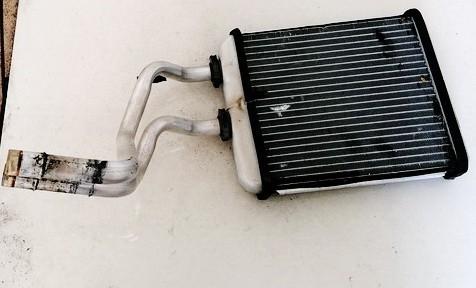 Salono peciuko radiatorius Opel Astra 1999    2.0 52479237