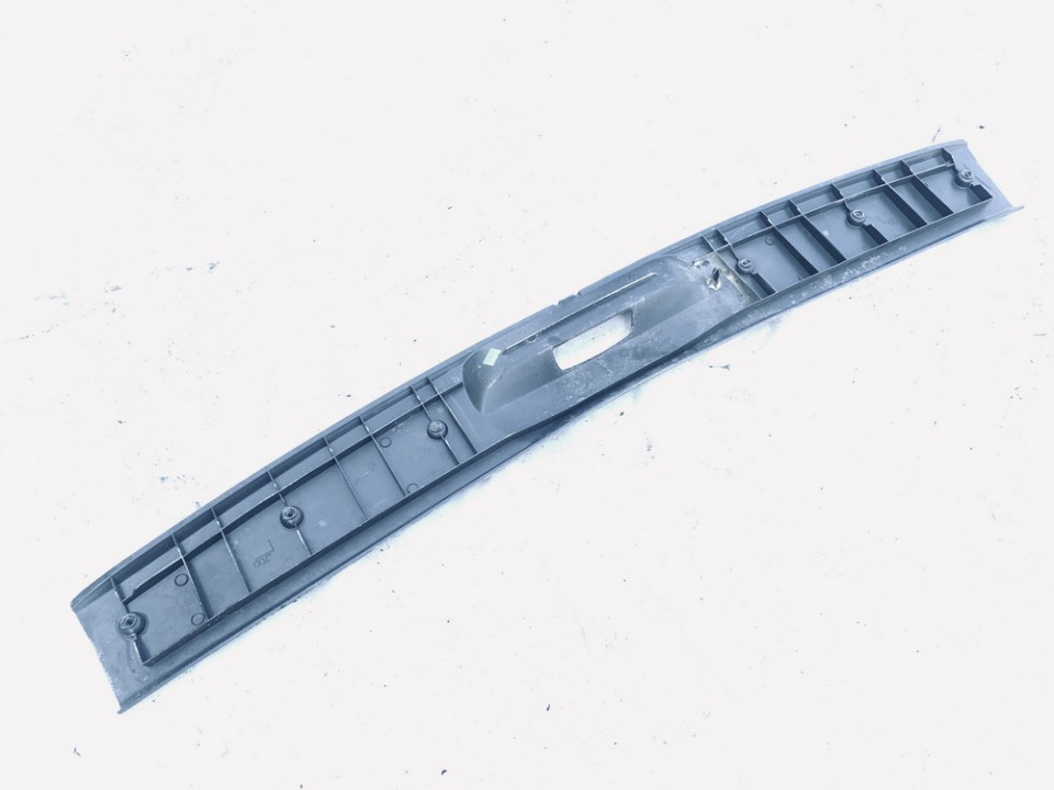 Bagazines vidine apdaila prie spynos Peugeot 807 2005    2.2 1483333070