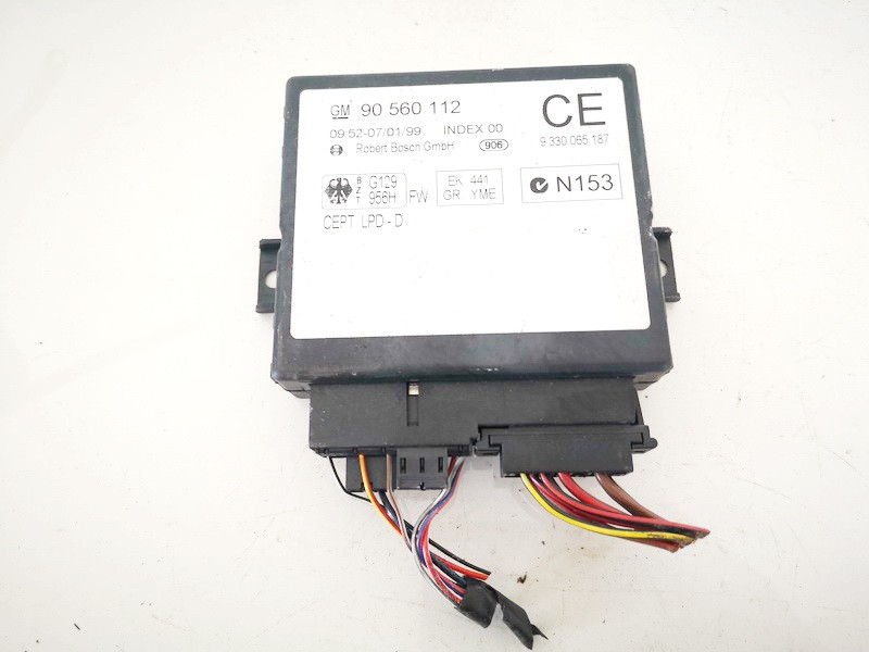 General Module Comfort Relay (Unit) Opel Astra 1999    2.0 90560112ce