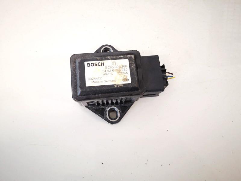 Esp Accelerator Sensor (ESP Control Unit) BMW 5-Series 2003    2.2 0265005266