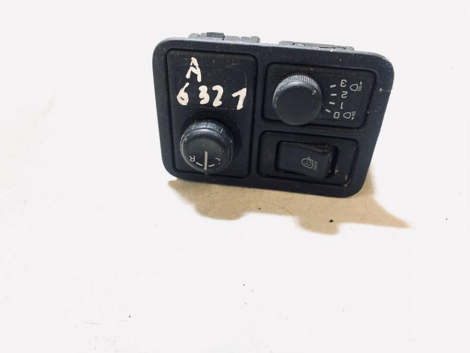 Zibintu aukscio reguliatoriaus mygtukas Nissan Almera 2005    1.5 031105