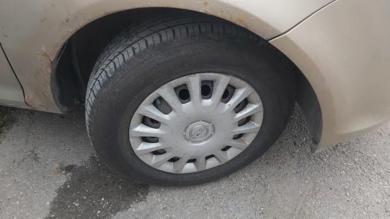 Skardiniu ratu komplektas R14 Opel Corsa 2007    1.2 used