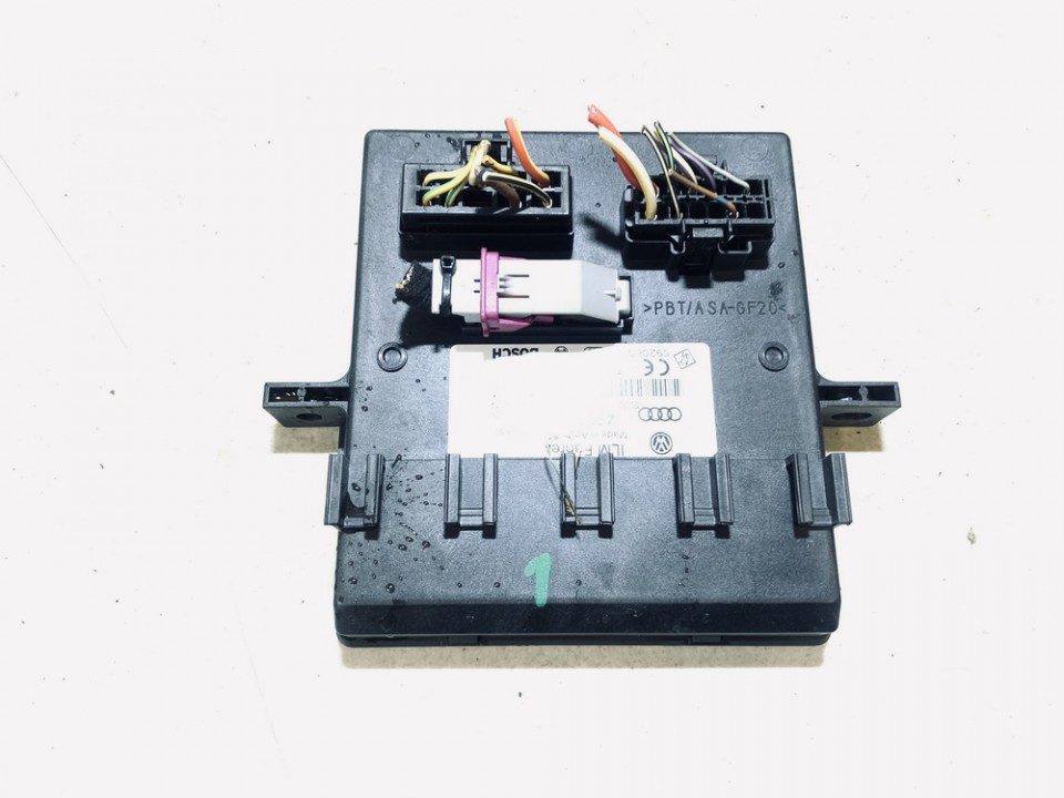 General Module Comfort Relay (Unit) Audi Q7 2007    3.0 4f0907279