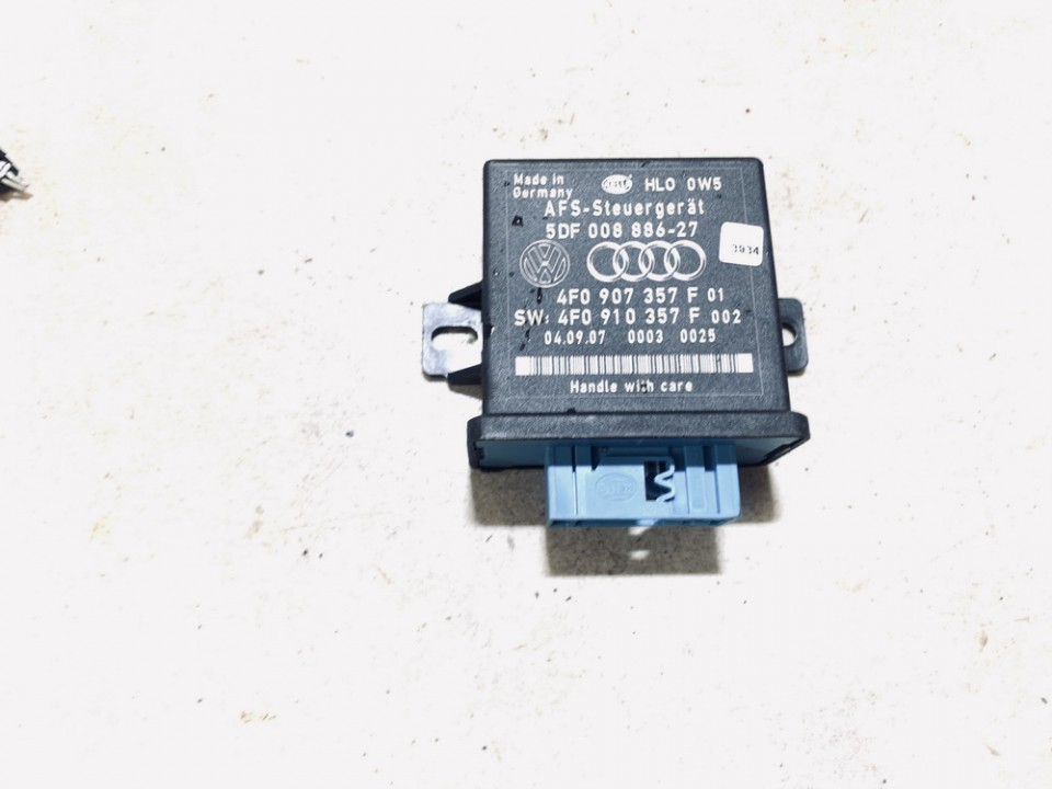 Sviesu valdymo blokas Audi Q7 2007    3.0 4F0907357F
